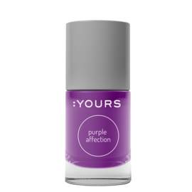 YOURS Stamping Polish Purple Affection