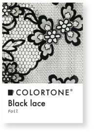 Colortone Black Lace Foil