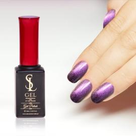 Slowianka Gel Polish 063 Diamond Purple