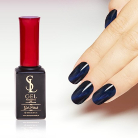 Slowianka Cat Eye Gel Polish 001 Dark Blue
