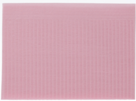 Table Towels Roze 125 Stuks