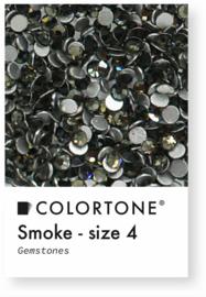 Colortone Smoke Crystal Rhinestones Size 4
