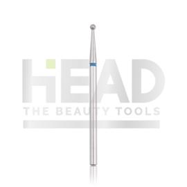 Head Diamond Frees Bit Ball Blue 1.6mm (Manicure Pedicure)