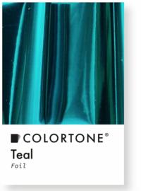 Colortone Teal Foil
