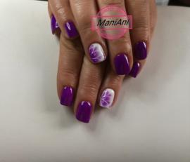 Slowianka Gel Polish 073 Purple
