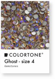 Colortone Ghost Rhinestones Size 4