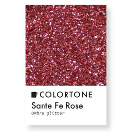 Colortone Ombre Glitters Santa Fe Rose