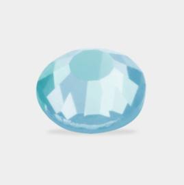 Mistero Milano Diamond Glass SS6 Opal Blue 40 Stuks