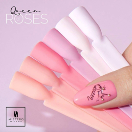 MISTERO MILANO QUEEN OF ROSES GEL POLISH