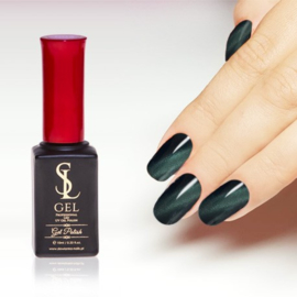 Slowianka Cat Eye Gel Polish 005 Emerald Green