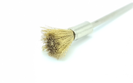 Cleaning Brush Mini Staal Frees Bit