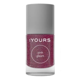 YOURS Stamping Polish Pink Gleam