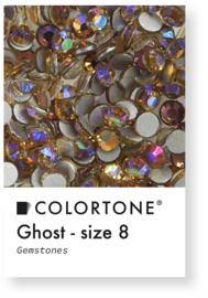 Colortone Ghost Rhinestones Size 8