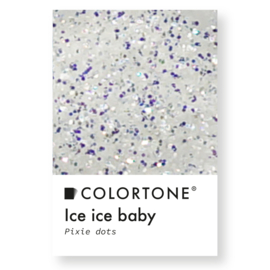 Colortone Pixie Dots Ice Ice Baby