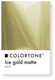 Colortone Ice Gold Matte Foil