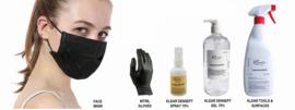 Corona Protectie Desinfectie Pack