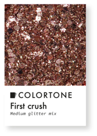 Colortone Medium Glitter Mix First Crush