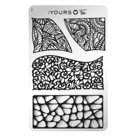 YOURS Loves Fee Wallace Language Of Laces (YLF16)
