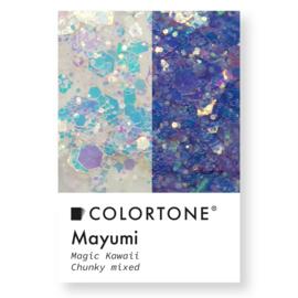 Colortone Magic Kawaii Chunky Mixed Mayumi