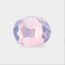 Mistero Milano Diamond Glass SS6 Opal Pink 40 Stuks