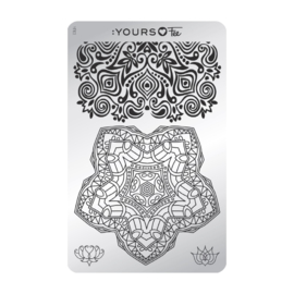 YOURS Loves Fee Wallace Mindful Mandala (YLF03)