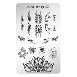 YOURS Loves Fee Wallace Crystalline Mystery (YLF19)