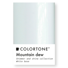 Colortone Mountain Dew Glow Groen Pigment