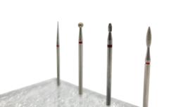Shape It Up Natural Nail Treatment Frees Bit Kit