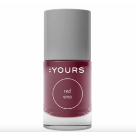 YOURS Stamping Polish Red Vino