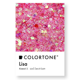 Colortone Kawaii Glitter Lisa