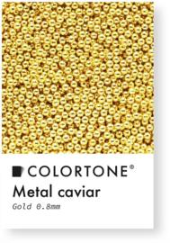 Colortone Metal Caviar Gold 0,8 mm