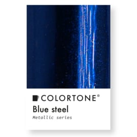 Colortone Blue Steel Metallic Koningsblauw Pigment