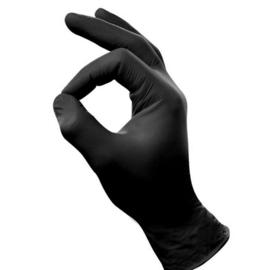 Nitril Handschoenen Zwart Maat S 500 Stuks