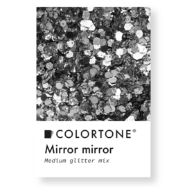 Colortone Medium Glitter Mix Mirror Mirror