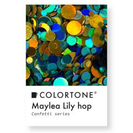 Colortone Confetti Glitters Maylea Lily Hop