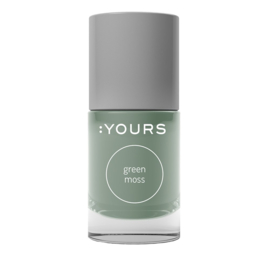YOURS Stamping Polish Green Moss