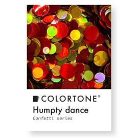 Colortone Confetti Glitters Humpty Dance