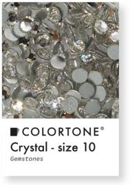Colortone Crystal Rhinestones Size 10