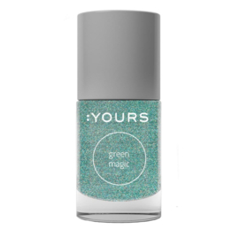 YOURS Stamping Polish Green Magic