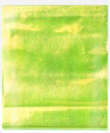 Shattered Glass Limoengroen