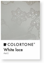 Colortone White Lace Foil