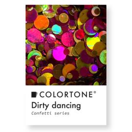 Colortone Confetti Glitters Dirty Dancing