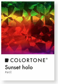 Colortone Sunset Holo Foil