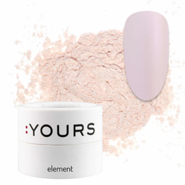 Yours Element Pearl Effect Pink