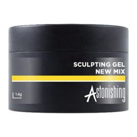 Astonishing Nails Sculpting Gel New Mix 14ml