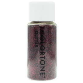 Colortone Ombre Glitters Berry White