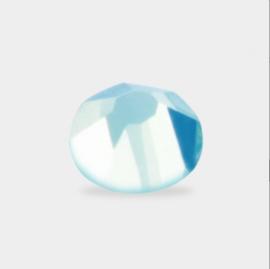 Mistero Milano Diamond Glass SS4 Opal Blue 40 Stuks