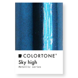 Colortone Sky High Metallic Blauw Pigment