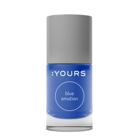 YOURS Stamping Polish Blue Emotion