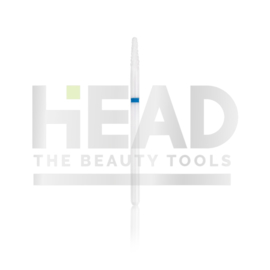 Head Ceramic Frees Bit Rounded Cone Blue 2.3mm (Manicure Pedicure)